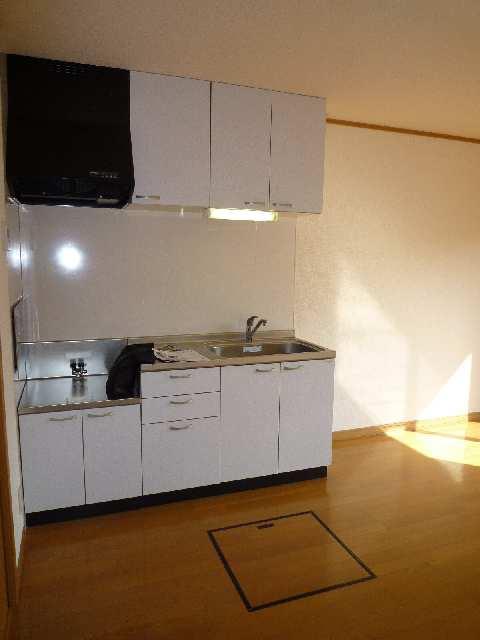 Chez-Soi西山 107キッチン