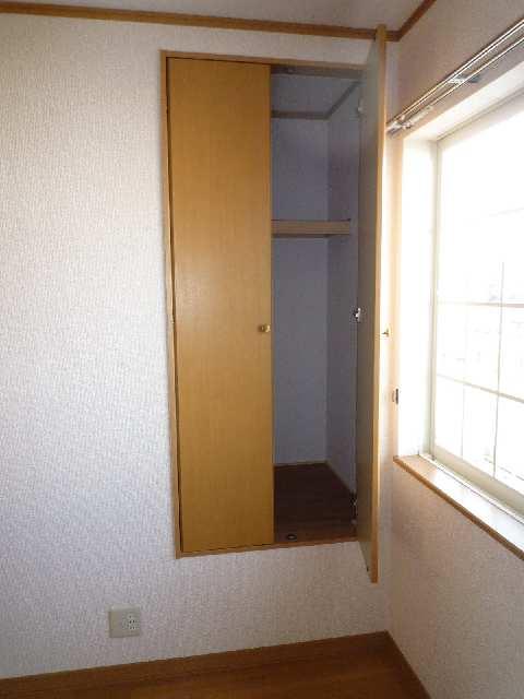 Chez-Soi西山 1072階北洋間収納