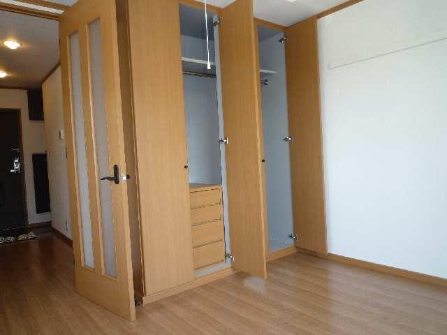 ラ・フローラ 202居室収納
