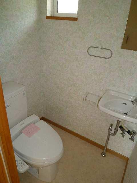 旦旦舎 トイレ