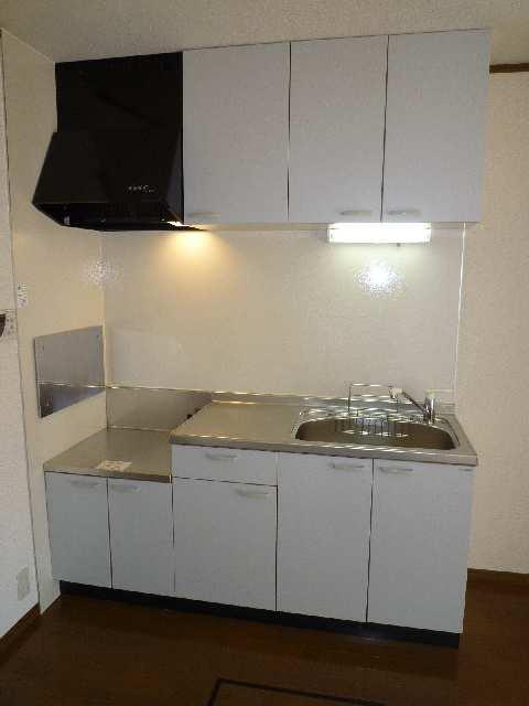 エクセレントスクエアB キッチン