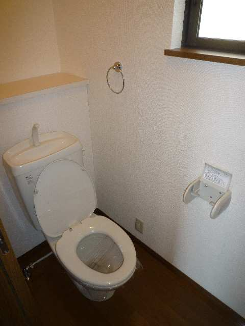 エクセレントスクエアB トイレ