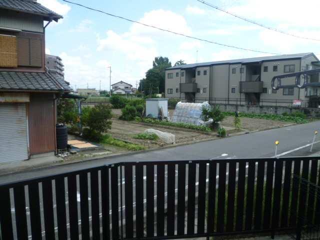 アムールイワタ 1階 景色