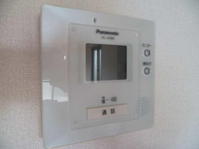 アムールイワタ 1階 モニター付インターホン