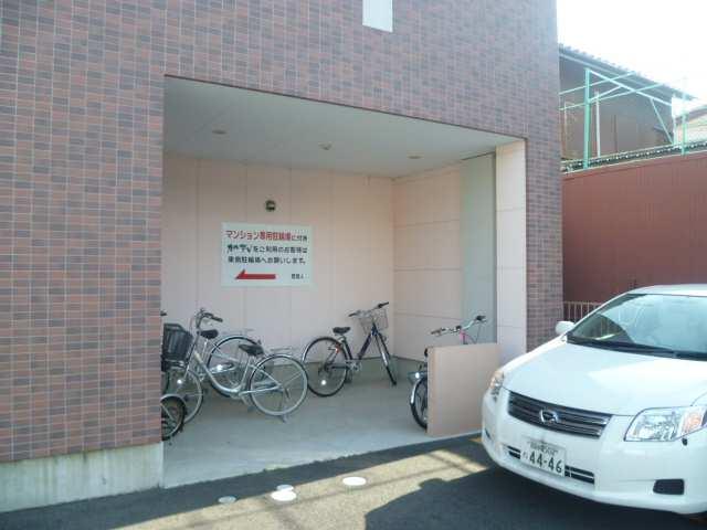 セルリアン・クオーレ 2階 駐輪場