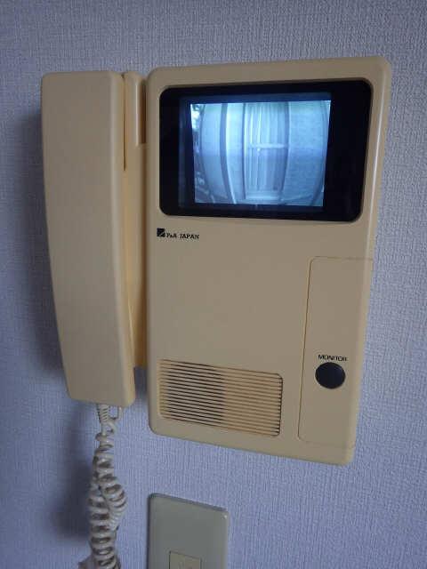 れんげハウス 1階 モニター付インターホン