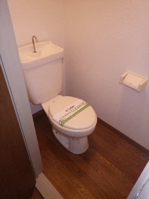 れんげハウス 1階 WC