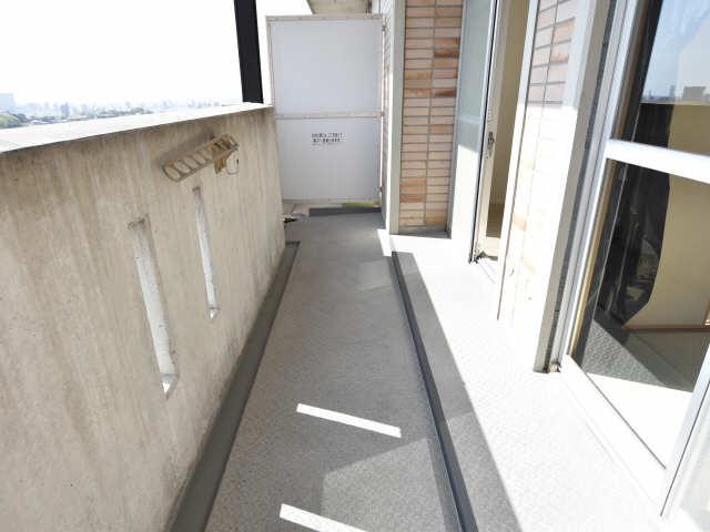 アーバンドエル八事石坂 11階 バルコニー