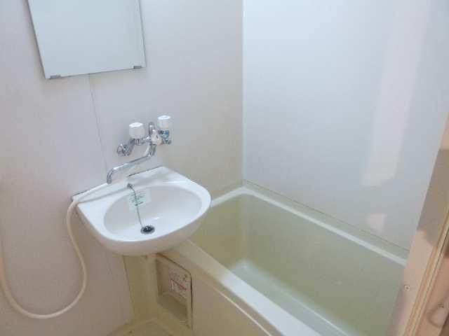 パークグラシア 1階 浴室