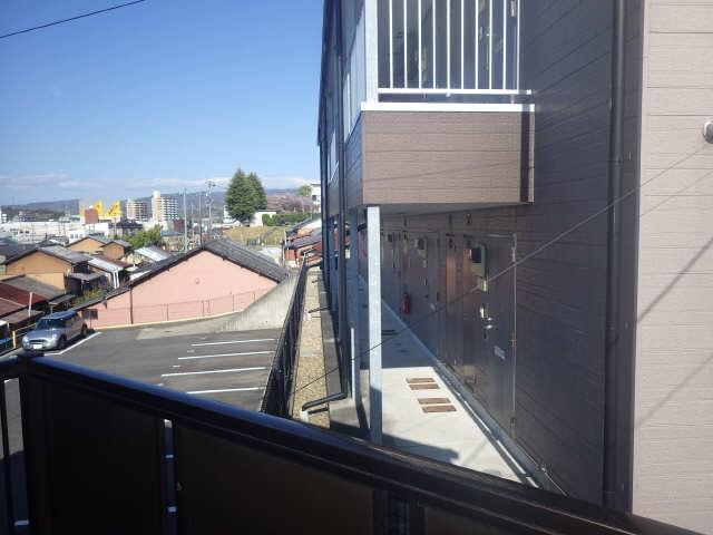 エミネンスⅡ 2階 眺望