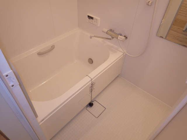 里水マンション A棟 4階 浴室