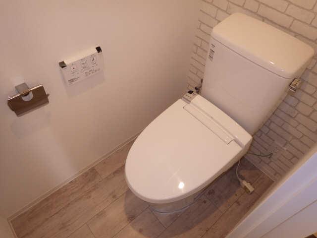 里水マンション A棟 4階 WC