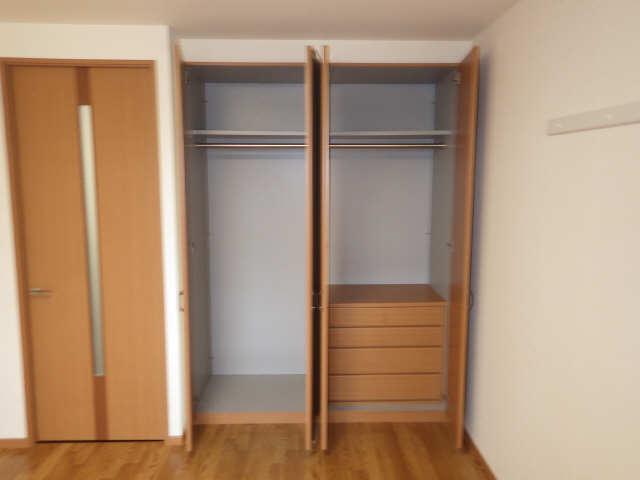コフレK 2階 収納