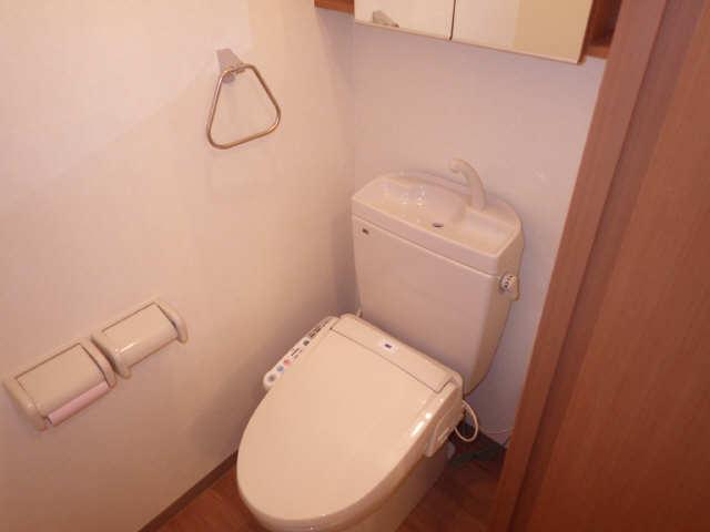 コフレK 2階 WC