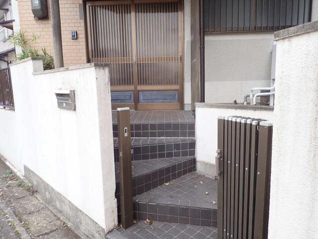 MINCA(西大根) 門扉・入口