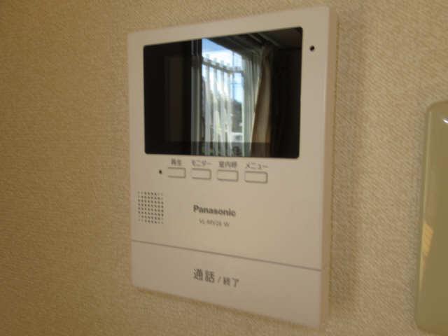 エトアール津 1階 モニター付きインターホン