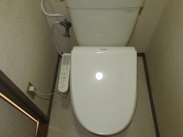 エトアール津 1階 WC