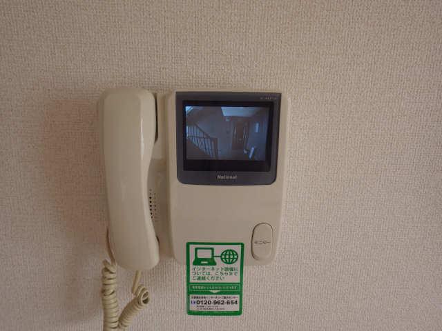 サーフサイドサンシャインN 2階 モニター付インターホン