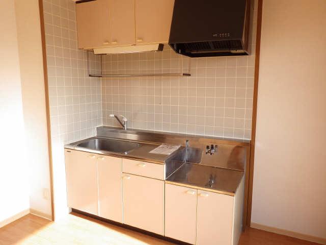 サーフサイドサンシャインN 3階 キッチン