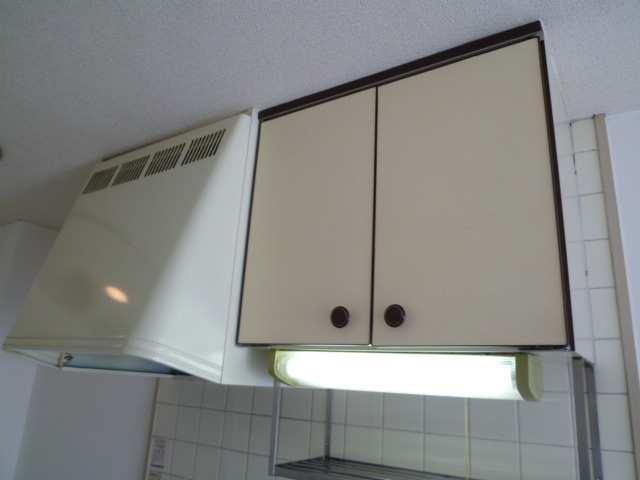 グリーンコーポ 2階 キッチン収納