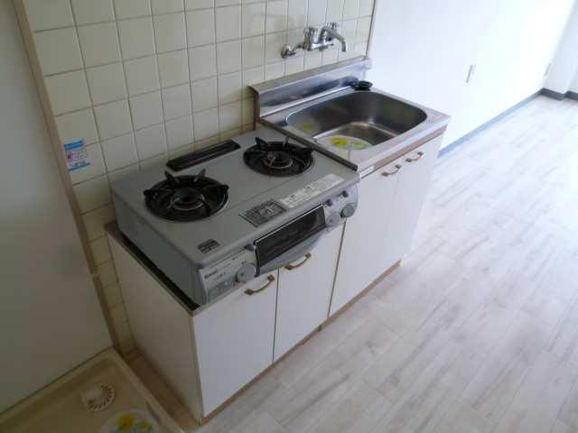 グリーンコーポ 2階 キッチン