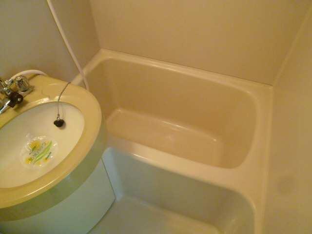 グリーンコーポ 2階 浴室
