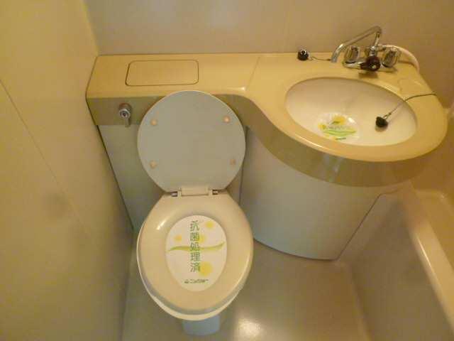 グリーンコーポ 2階 WC