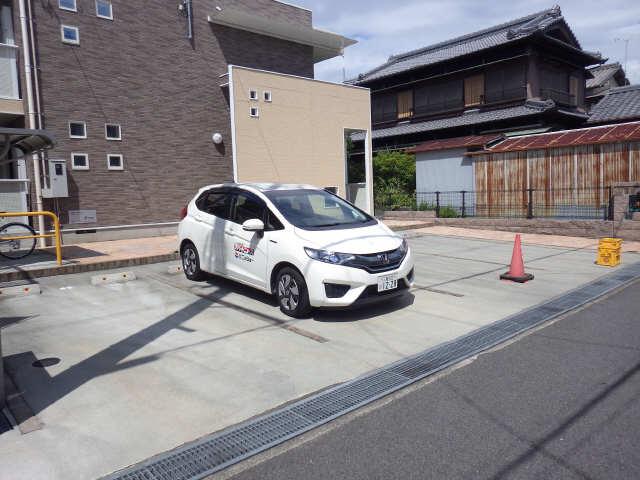 AIKI 2階 駐車場