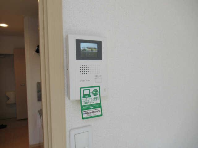 AIKI 2階 モニター付インターホン