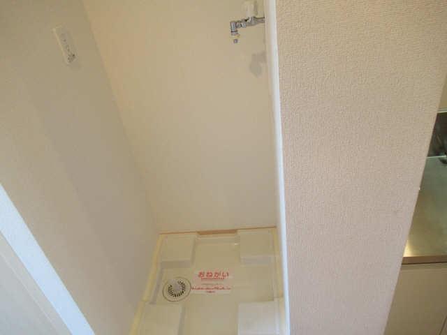 AIKI 2階 洗濯機置場