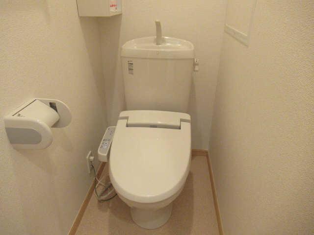 AIKI 2階 WC