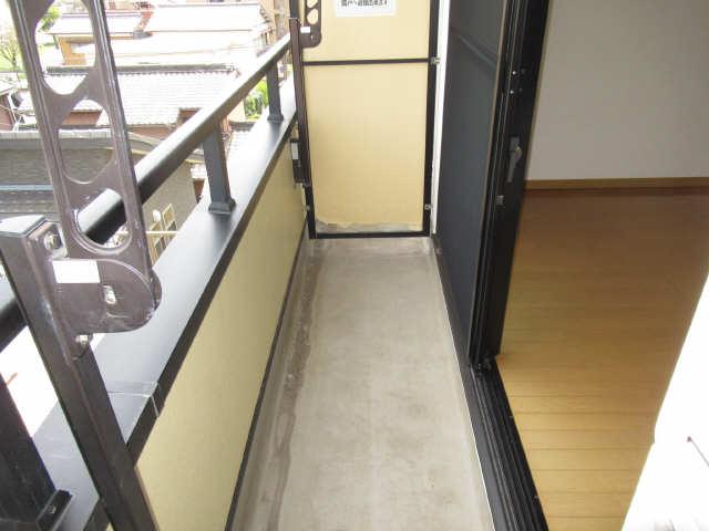 SHALOM SQUARE 4階 バルコニー
