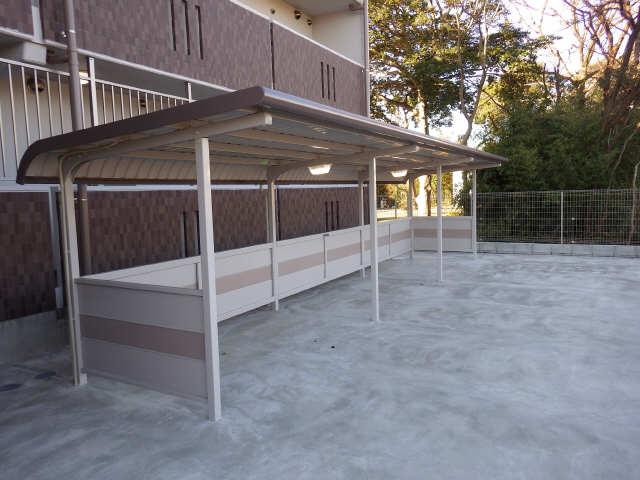 MAISON DE PARFAIT野村 駐輪場