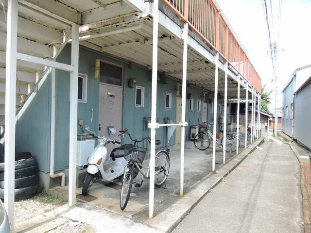コーポ玉垣 1階 外観