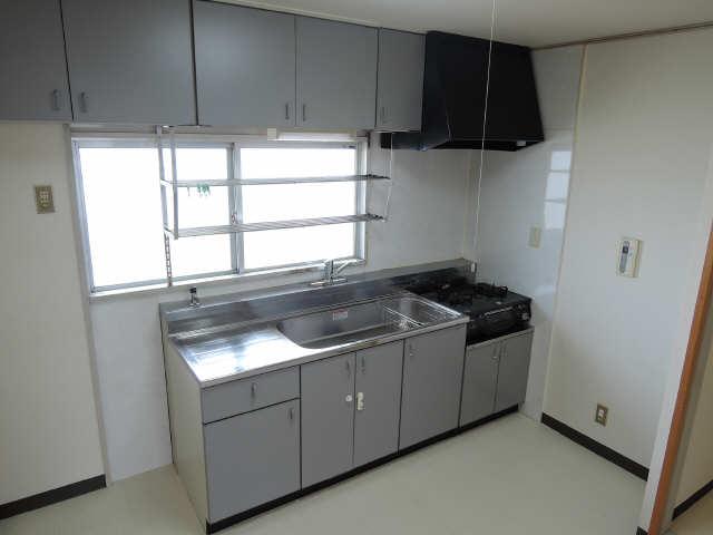 パビリオン松濤B棟301号室 3階 キッチン