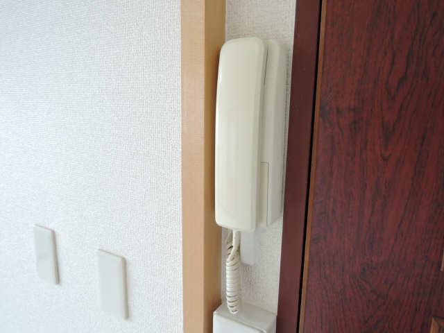 パビリオン松濤B棟301号室 3階 セキュリティ