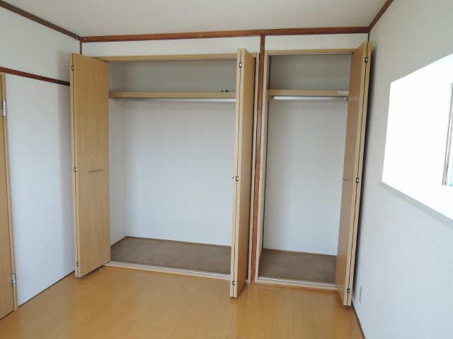 パビリオン松濤B棟301号室 3階 収納