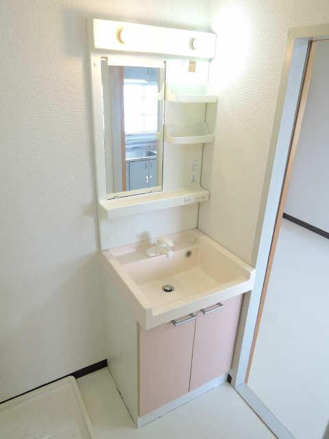 パビリオン松濤B棟301号室 3階 洗面