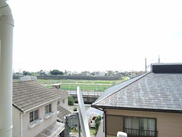 パビリオン松濤B棟301号室 3階 眺望