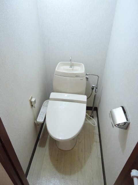 パビリオン松濤B棟301号室 3階 WC