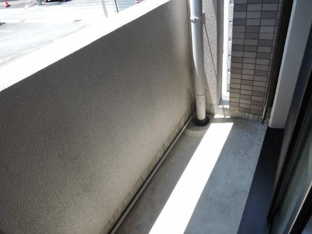 ウッドベルステージ 1階 ベランダ