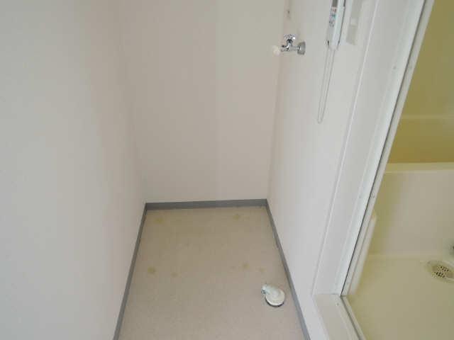 ウッドベルステージ 3階 洗濯機置場