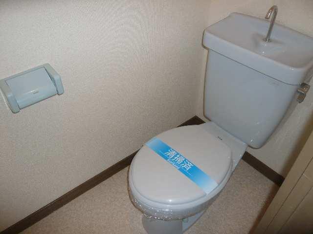 ファミール・ヨコイ 1階 WC