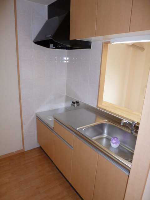 レジデンスXYZ 2階 キッチン