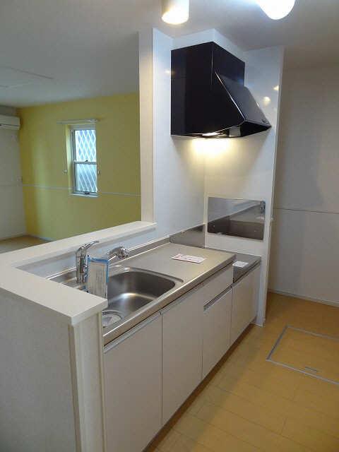 グリーンヒルA 1階 キッチン