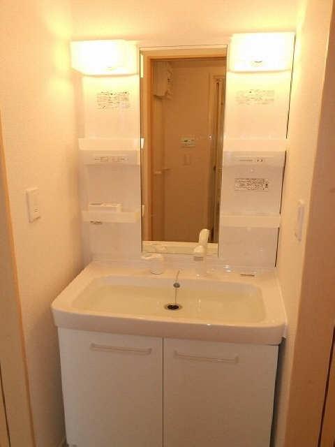 グリーンヒルA 1階 洗面