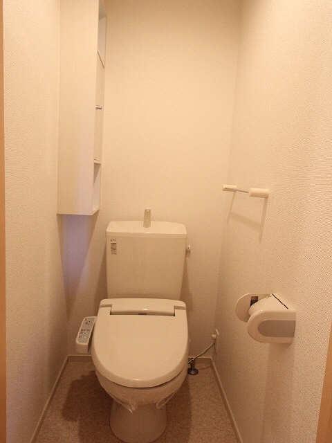 グリーンヒルA 1階 WC