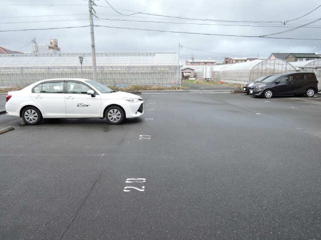 アネシスA 駐車場