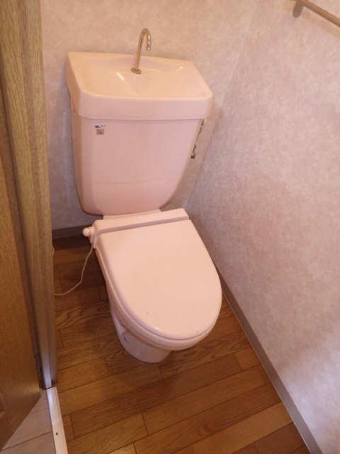 シューフルール5 2階 WC