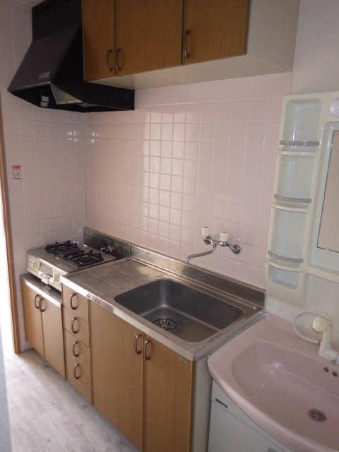 シューフルール5 4階 キッチン